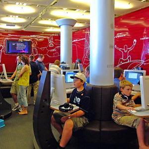 Интернет-кафе Барнаула