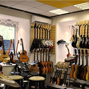 Музыкальные магазины Барнаула
