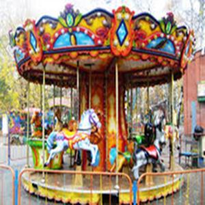 Парки культуры и отдыха Барнаула