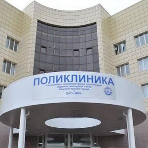 Поликлиники Барнаула