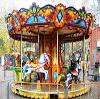 Парки культуры и отдыха в Барнауле
