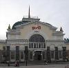 Железнодорожные вокзалы в Барнауле