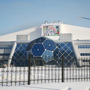 Спортивные комплексы Барнаула