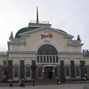 Железнодорожные вокзалы Барнаула
